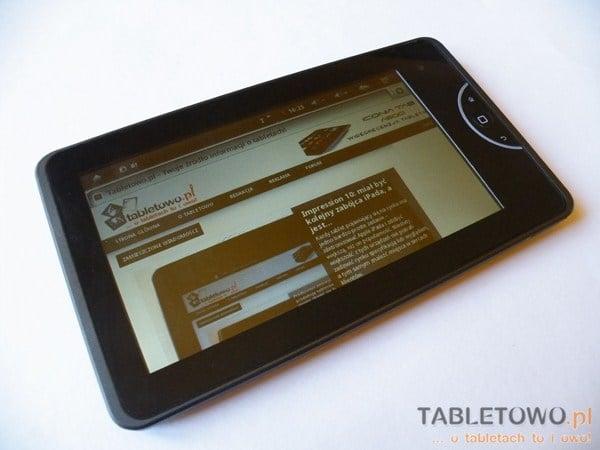 Tabletowo.pl Recenzja Trak tPad 7122 Nowości Recenzje
