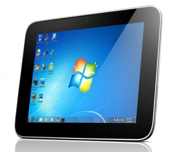 Tabletowo.pl Lenovo prezentuje tablet IdeaPad P1 z systemem Windows 7 Nowości