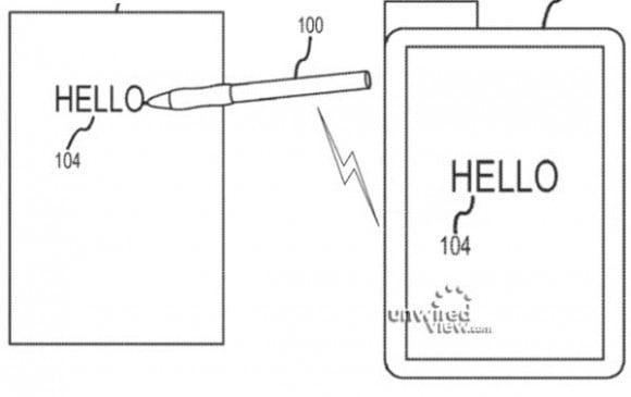 Tabletowo.pl Bezprzewodowy rysik w kolejnej generacji iPada? Apple Ciekawostki Nowości Plotki / Przecieki