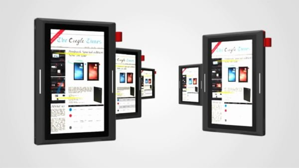 Tabletowo.pl Cregle Penbook: Windows 7, obsługa rysikiem i pojemnościowy ekran dotykowy Nowości