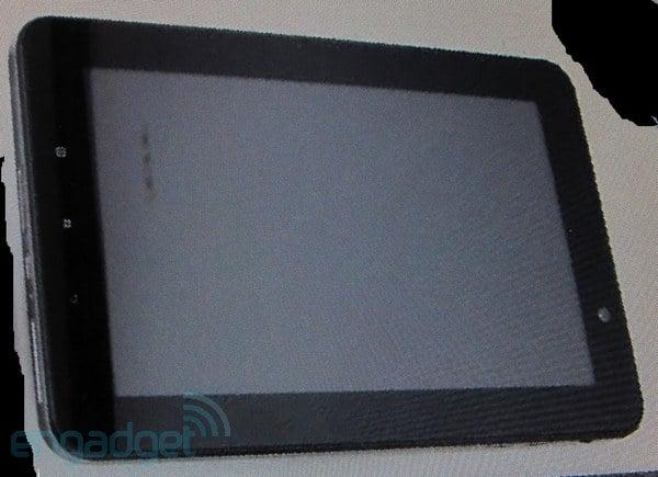 Tabletowo.pl Czy to jest 7-calowy tablet Lenovo? Nowości Plotki / Przecieki