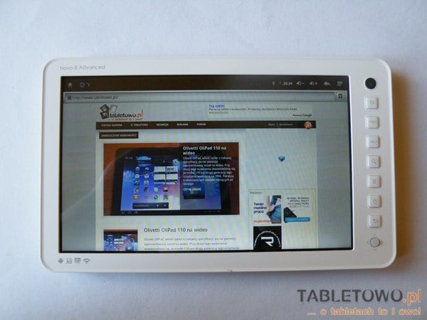 tablet ainol novo 8