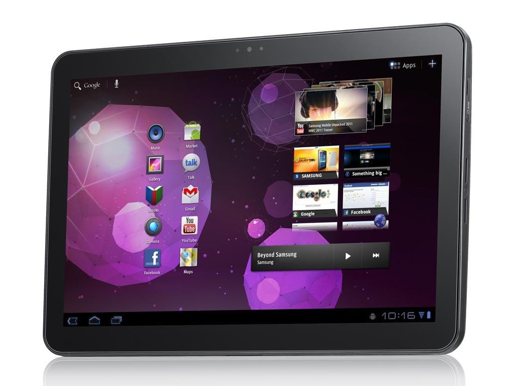 Tabletowo.pl Kilka słów o aktualizacji dla Samsunga Galaxy Tab 10.1 Nowości Samsung