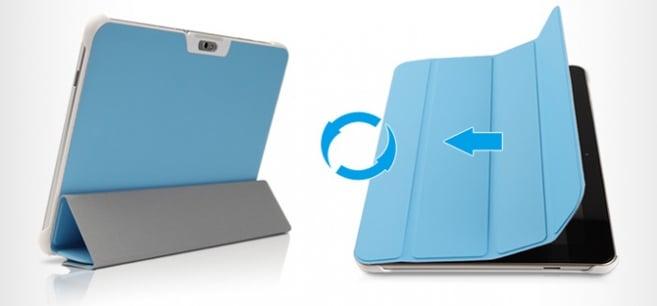 Tabletowo.pl Samsung kopiuje etui Smart Cover Apple'a Apple Ciekawostki Nowości Samsung