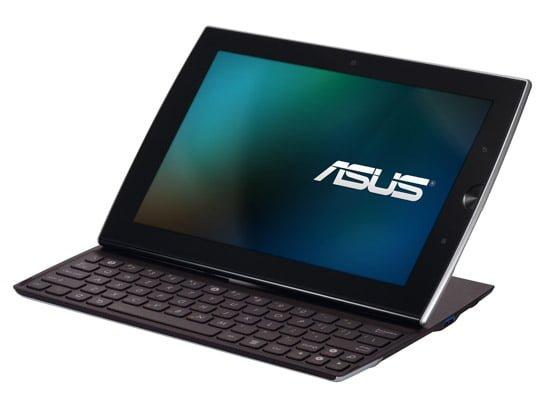 Tabletowo.pl Ruszyła oficjalna strona internetowa tabletu Asus Eee Pad Slider SL101 Nowości