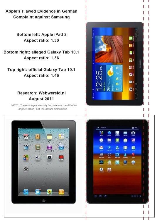 Tabletowo.pl Apple dostarczyło fałszywe dowody w sprawie przeciwko Samsungowi?! (update - zakaz zniesiony!) Apple Ciekawostki Nowości Samsung