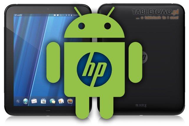 Tabletowo.pl Wideo z HP TouchPad pracującym w oparciu o Androida Ciekawostki Nowości