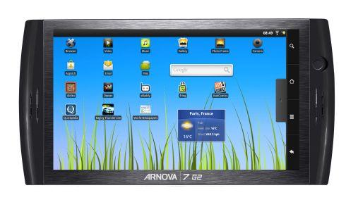 Tabletowo.pl Archos odświeża tablety z serii Arnova. Poznajcie 10 G2 i 7 G2 Nowości