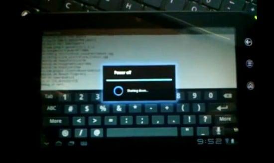Android Honeycomb dla Dell Streak 7 we wrześniu 28