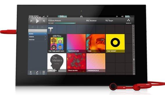 Tabletowo.pl TabCo prezentuje tablet Fusion Garage Grid 10 Nowości