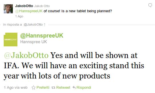 Hannspree zaprezentuje dwa nowe tablety na IFA 2011 17
