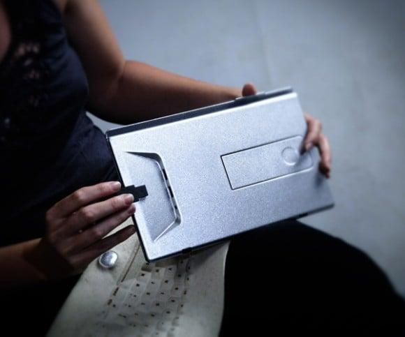 Tabletowo.pl Projekt tabletu HiLo z etui będącym klawiaturą Ciekawostki Koncepcje Nowości