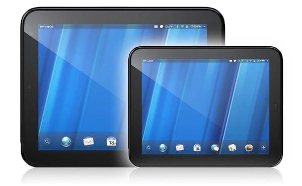 Tabletowo.pl 7-calowy HP TouchPad Go u komisji FCC Nowości