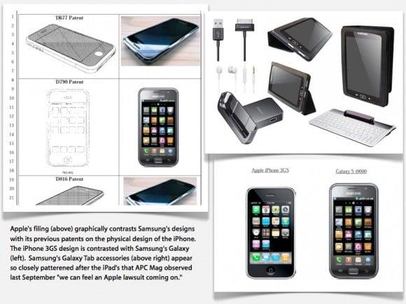 Tabletowo.pl Apple chce zakazu sprzedaży wszystkich urządzeń Samsunga z serii Galaxy Ciekawostki Nowości Samsung