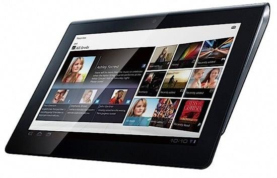 Tabletowo.pl Sony Tablet S nową nazwą Sony S1. Premiera we wrześniu Nowości Plotki / Przecieki