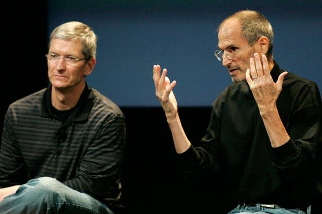 Tabletowo.pl Steve Jobs rezygnuje z roli CEO w Apple Apple Ciekawostki