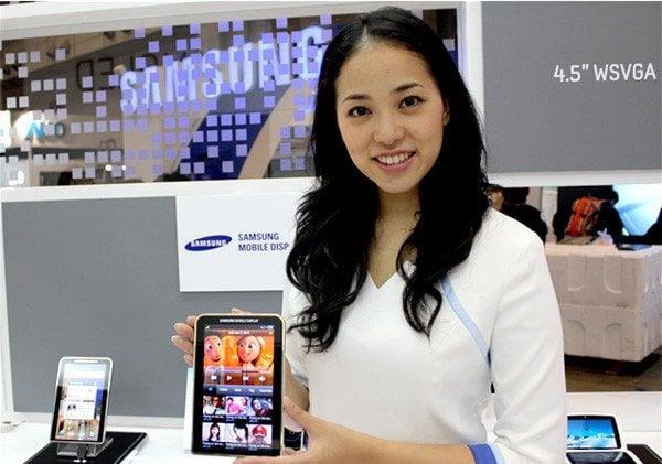 Tabletowo.pl Jednak doczekamy się tabletu Samsunga z AMOLED? Nowości Plotki / Przecieki Samsung
