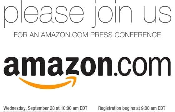 Tabletowo.pl Tablet Amazonu poznamy 28 września? Nowości
