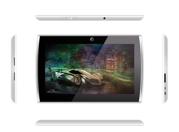 Tabletowo.pl Dwa tablety GIT Media z Androidem. Jeden z Exynos, drugi z Tegrą 2 Nowości