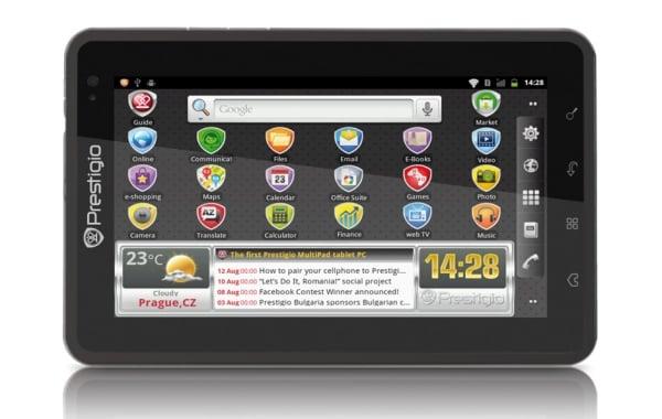 Tabletowo.pl Prestigio PMP70743G - kolejny gracz na polskim rynku Nowości