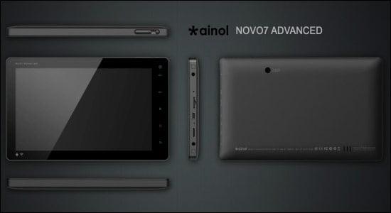 Tabletowo.pl Tablet Ainol Novo 7 wkrótce w Polsce Nowości
