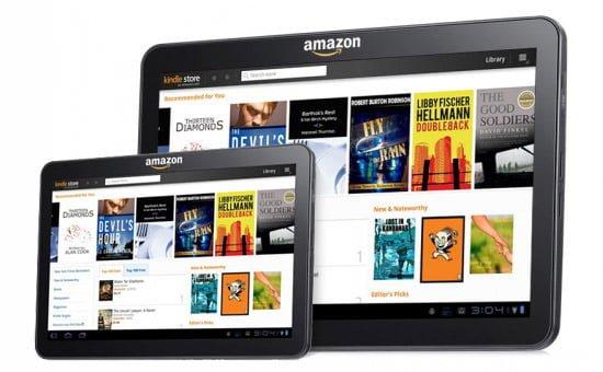 """Tabletowo.pl Tablet Amazon Kindle z 7"""" i Androidem w listopadzie za... znamy cenę! Nowości Plotki / Przecieki"""