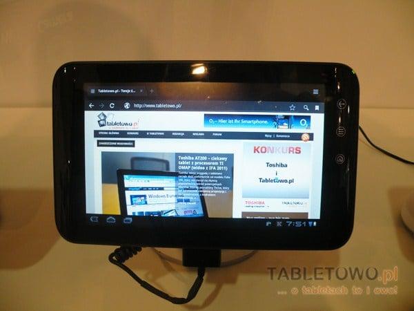Tabletowo.pl Dell Streak 7 na IFA 2011 już z 3.2 Honeycomb (wideo) Nowości