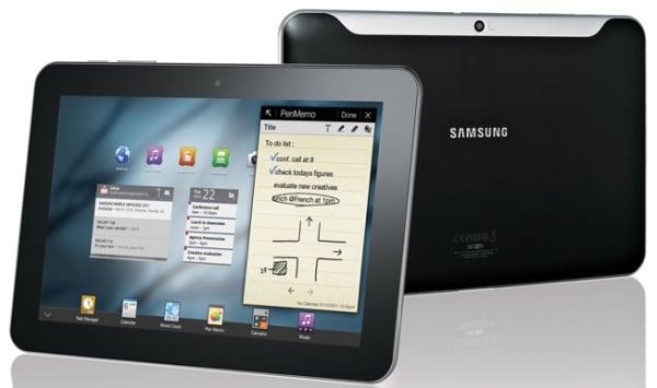 Tabletowo.pl W Stanach ruszyła przedsprzedaż Samsunga Galaxy Tab 8.9 Nowości Samsung