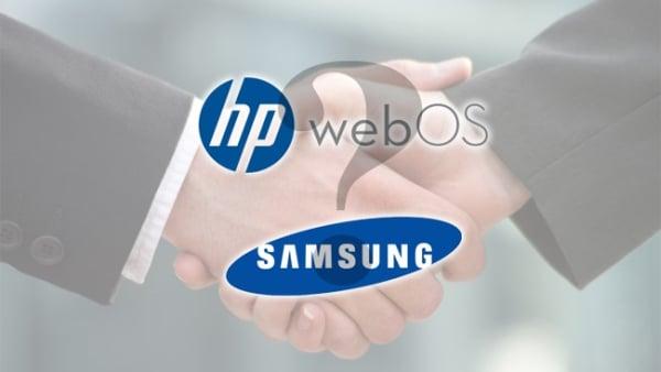 Tabletowo.pl Samsung nie jest zainteresowany kupnem webOS od HP Nowości Plotki / Przecieki Samsung