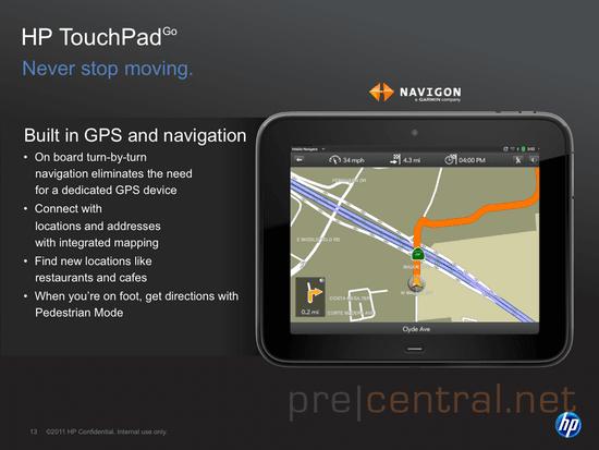 Tabletowo.pl HP TouchPad Go. Wiemy jaki miał być 7-calowy tablet HP Nowości