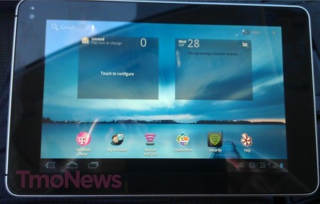 Tabletowo.pl Huawei MediaPad jako Huawei 4G wkrótce w T-Mobile Nowości Plotki / Przecieki