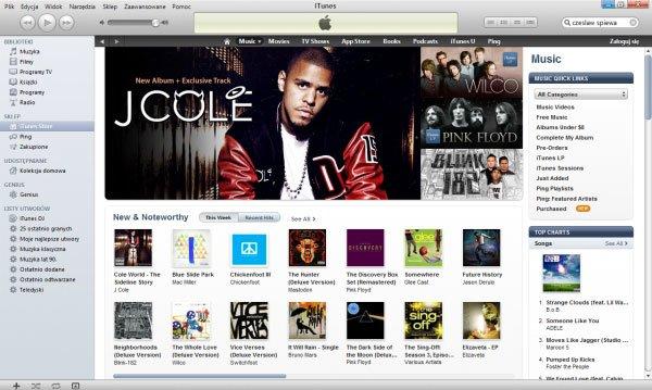 Tabletowo.pl iTunes Music Store wreszcie w Polsce - doczekamy się też filmów? Apple Nowości