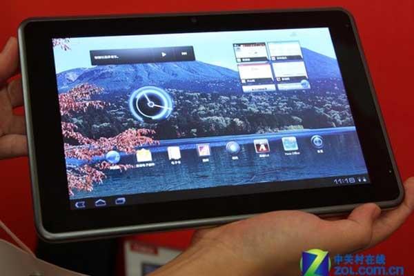 Tabletowo.pl Chcieć to móc? Tablet Malata Z-Pad T9 z Androidem 3.2 Chińskie Ciekawostki Nowości