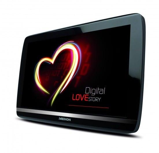 Tablet LifeTab owocem miłości firmy Medion 20