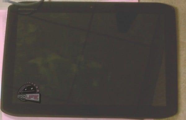Tabletowo.pl Motorola Xoom 2 - co kryje się pod 9 milimetrową obudową? Motorola Nowości Plotki / Przecieki