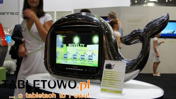 Tabletowo.pl Hannspree na IFA 2011: HannSpad SN10T4 Nowości