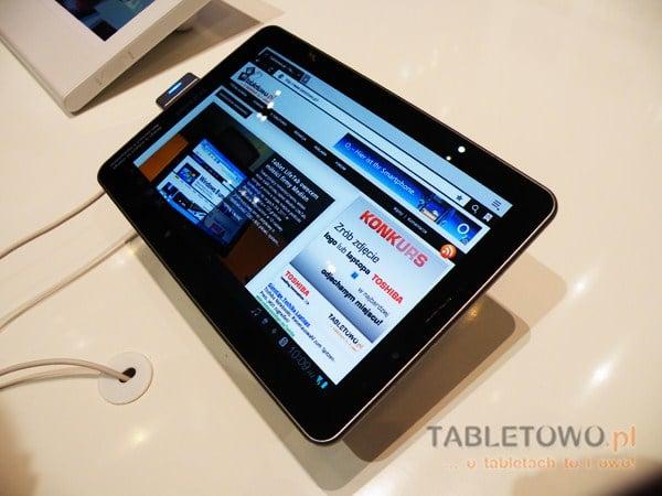 Tabletowo.pl Samsung Galaxy Tab 7.7 w rękach Tabletowo.pl na IFA 2011 (wideo) Nowości Samsung