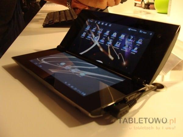 Tabletowo.pl Sony Tablet P na IFA 2011. P jak... porażka? (hands-on) Nowości