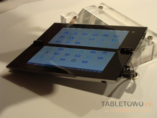 Sony Tablet P na IFA 2011. P jak... porażka? (hands-on) 26