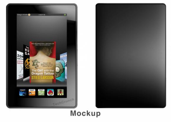 Tabletowo.pl Tablet Amazon to Kindle Fire? Premiera już jutro Nowości Plotki / Przecieki