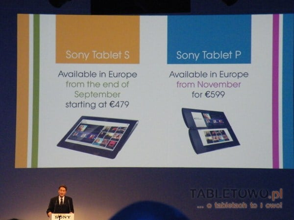 Sony Tablet P na IFA 2011. P jak... porażka? (hands-on) 30