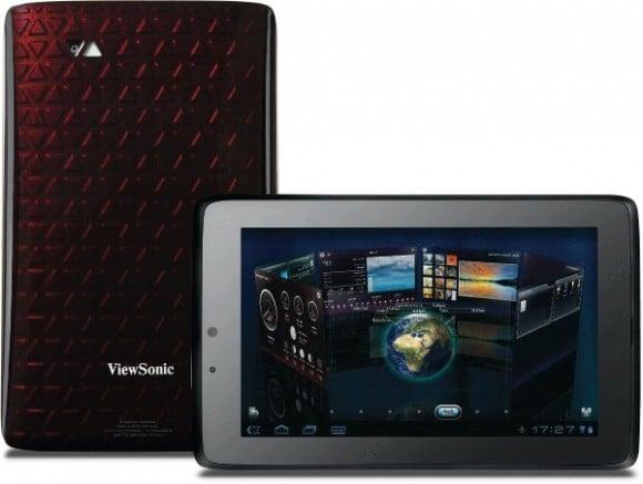 Tabletowo.pl Tablety Viewsonic ViewPad 7x, 7e oraz 10pro oficjalnie Nowości