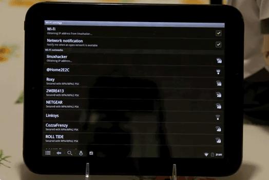Tabletowo.pl CyanogenMod na HP TouchPad - sprawne WiFi i Android Market Ciekawostki Nowości