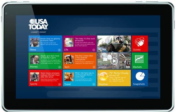 Tabletowo.pl Windows 8 z obsługą aplikacji z Windows Phone 7? Aplikacje Ciekawostki Nowości Plotki / Przecieki