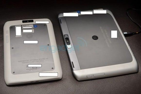 Tabletowo.pl Rodzinne zdjęcie nowych tabletów Motoroli Motorola Nowości Plotki / Przecieki