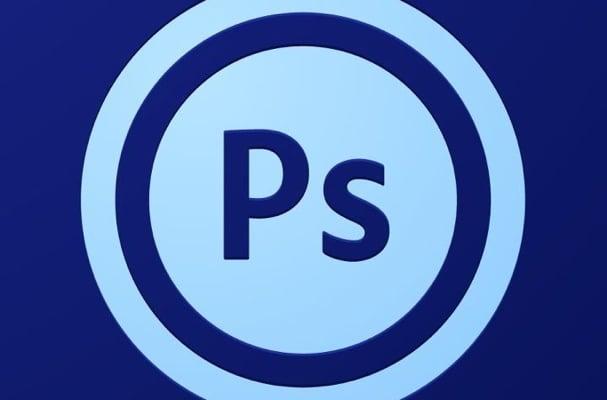Logo Adobe Photoshop Touch