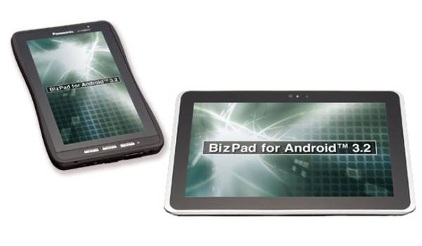 tablet panasonic bizpad