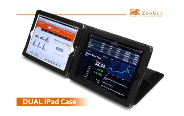 Tabletowo.pl Dwa w jednym, czyli etui ZooGue DUAL iPad Case Akcesoria Apple Ciekawostki Nowości