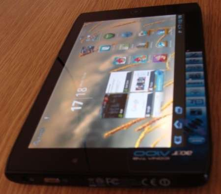 tablet acer iconia tab 100