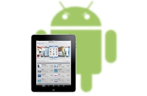tablet android ipad